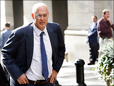 """Treasury Secretary Hank Paulson has only provided a general guideline for the so-called Capital Purchase Program, saying it's """"designed to attract broad participation by healthy institutions."""" But what is a """"healthy"""" bank?"""