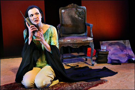 Kate Eifrig in Heather Raffo's 9 Parts of Desire