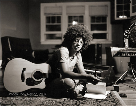 Portrait of Chastity Brown