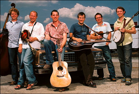 The Infamous Stringdusters: deliciously impure bluegrass