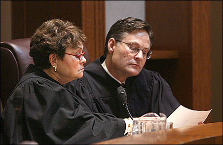 Judge Hayden, Judge Marben