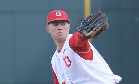 The Twins' first-round draft pick, Alex Wimmers,  has been the Big Ten's pitcher of the year the last two seasons.