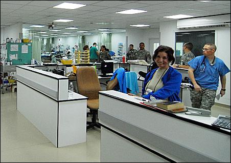 ICU in Balad