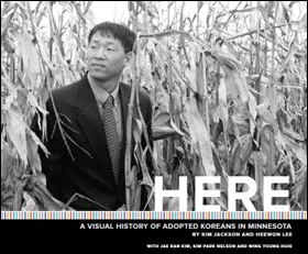 Here by Kim Jackson and Heewon Lee