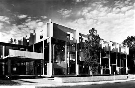 The Tyrone Guthrie Theater, 1963