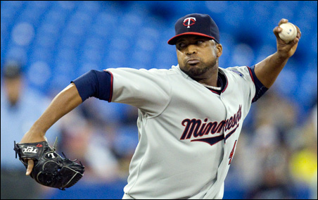 It wasn't pretty to watch, but history doesn't have to be, and Francisco Liriano seemed genuinely awed by the moment.