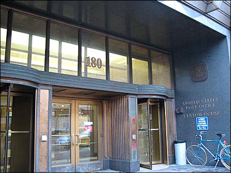 St. Paul Post Office