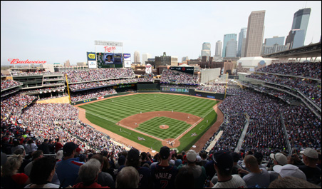 Scalping their own seats? Twins try 'demand-based' pricing