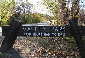 Valley Park in Mendota Heights