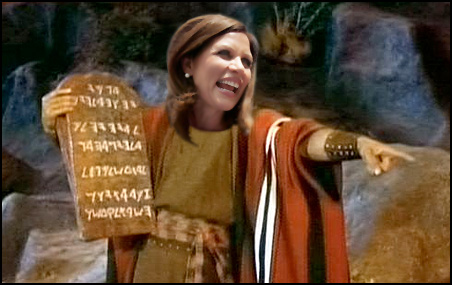 """Rep. Michele Bachmann: """"We should not covet what belongs to our neighbor."""""""