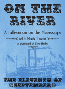 An afternoon on the Mississippi
