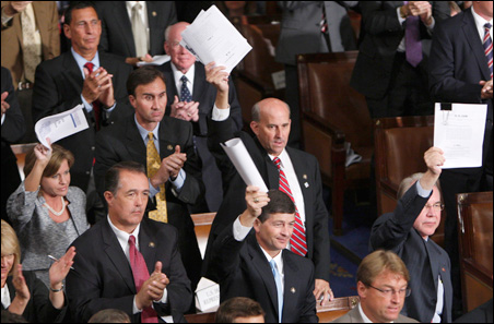 Republicans holding up health care proposals