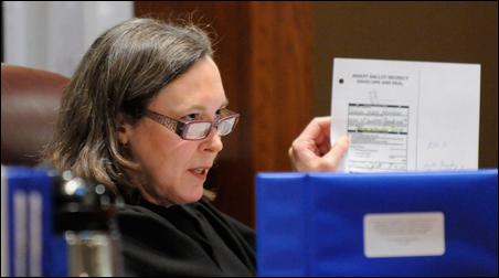 Judge Denise Reilly