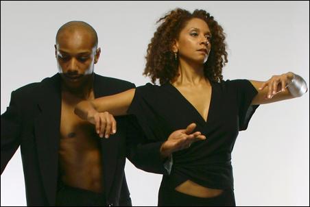 Uri Sands and Toni Pierce-Sands of TU Dance.
