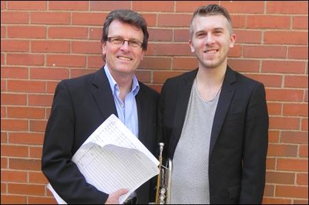 Stephen and Greg Paulus