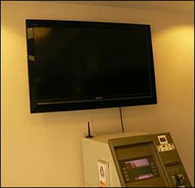 Video camera monitors at police headquarters were not working on October 29.