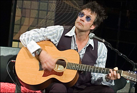 Paul Westerberg, singing from the perspective of a variety of losers, loners and lost causes.