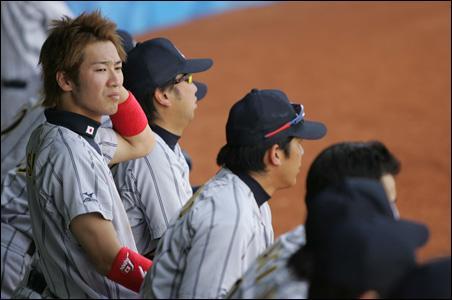The Twins should be happy if Tsuyoshi Nishioka, left, can manage a batting average around .275.