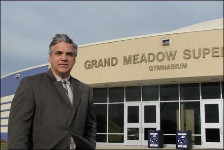 Superintendent Joe Brown