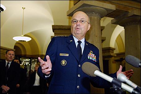 U.S. Air Force Gen. Michael Hayden, Director of the CIA