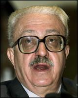Tariq Aziz circa 2002