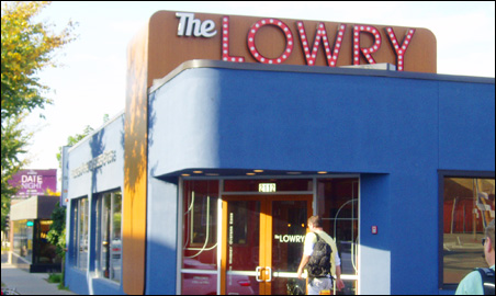 The Lowry Uptown is one of two new restaurants on a stretch of Hennepin Avenue.