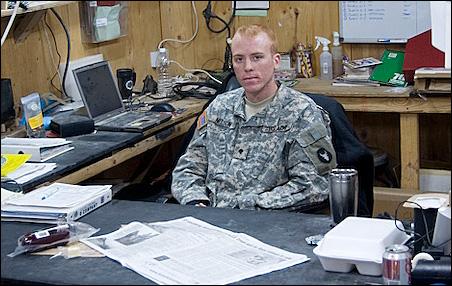 Specialist Michael Nelson