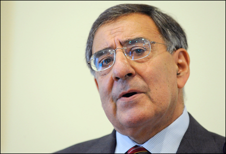 Central Intelligence Agency Director Leon Panetta