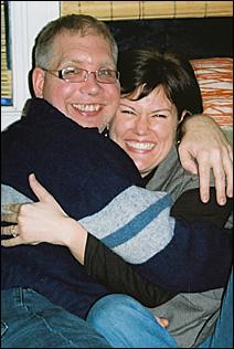 Garrett Ebling and Sonja Birkeland