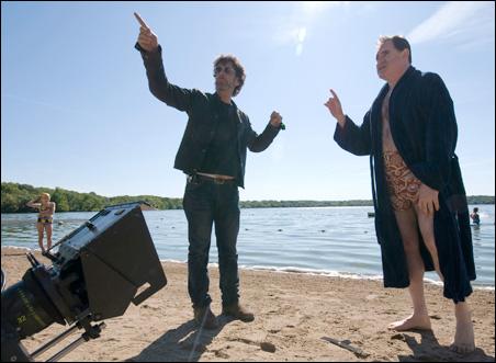Joel Coen and Richard Kind