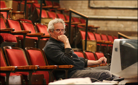 Jeff Bartlett served as the Southern's artistic director for three decades.