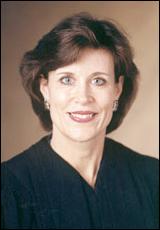 Former Minnesota Supreme Court Chief Justice Kathleen Blatz