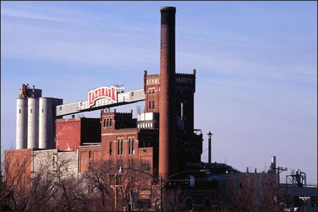 Schmidt Brewery in St. Paul