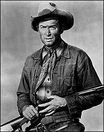 "Jimmy Stewart in ""Winchester '73"""