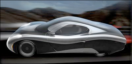 Western Washington University's entry in the Progressive Automotive X-Prize competition.