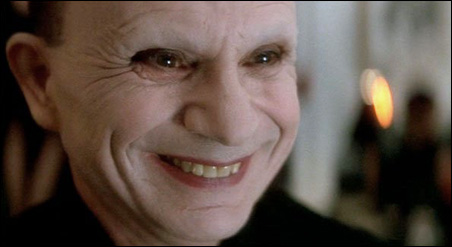 """Robert Blake in David Lynch's """"Lost Highway"""": He might be in your house right now!"""