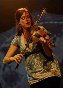 Anna Ludlow of Drum!