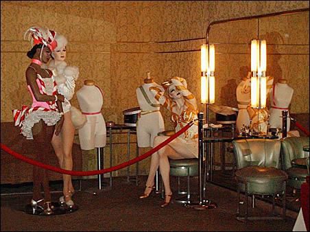 Radio City women's restroom