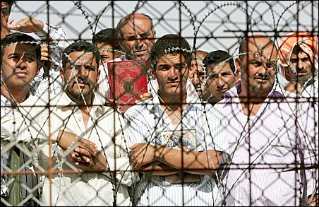 Abu Ghraib prisoners