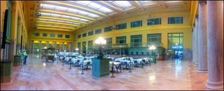 St. Paul is actively seeking partners to help fill the newly renovated Union Depot.