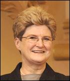Council President Barb Johnson