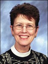 Pastor Nancy Maeker