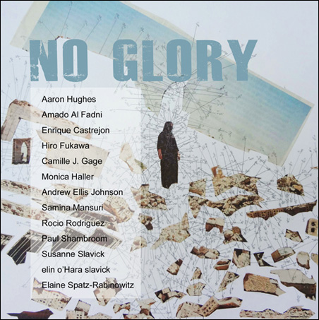 """The """"No Glory"""" collection at Form + Content features art examining war from different viewpoints."""