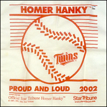2002 Homer Hanky