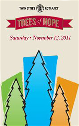 Trees of Hope 2011