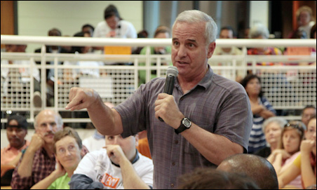 Mark Dayton will have a difficult time selling himself to DFL voters as the next Wellstone given his shy demeanor and his less-than-stellar speaking skills.