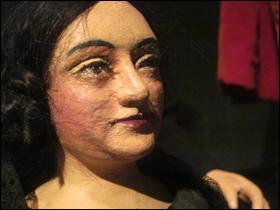 A doll of Mrs. Alexander Ramsey