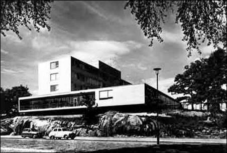 U.S. Embassy in Stockholm