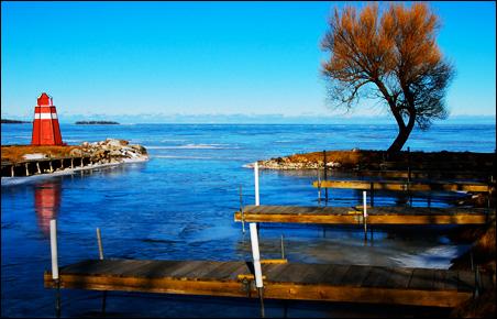 Eddy's Marina, Mille Lacs Lake