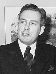 Warren E. Burger in 1944.